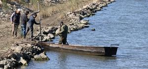Edirne'de mülteci botunun alabora olduğu iddiası