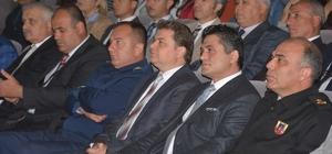 Aliağa'da 15 Temmuz Demokrasi ve Milli Birlik Günü programına yoğun ilgi