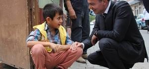 Başkan Akın çalışmalarını Çine ve Bozdoğan'da sürdürdü