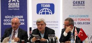 TDBB'nin gündemi Kartepe Zirvesi