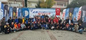 Balıkçılar Ereğli'de kıyasıya yarıştı