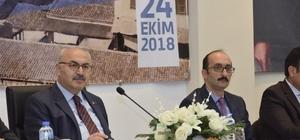 Aydın Valisi Yavuz Selim Köşger: Söke çayı projesinin takipçisi olacağız