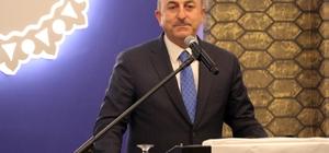 """Dışişleri Bakanı Mevlüt Çavuşoğlu: """"Amerika'nın yaptığı yardım miktarları 6.7 milyarken, Türkiye'nin ki miktarı 8.1 milyar dolardır"""" """"Birleşmiş Milletler ve barışı önlesin, sorunlara çözüm bulsun diye kurduğumuz uluslararası örgütler yetersiz kalıyor"""" """"2002 yılında ülkemizde eğitim alan yabancı öğrenci sayısı binlerle söylenirken, şuan ülkemizde 103 bin öğrenci eğitim görüyor"""" """"Ülkeler ve örgütlerle ilişkilerimizi geliştirmek için yoğun bir gayret içerisindeyiz"""""""