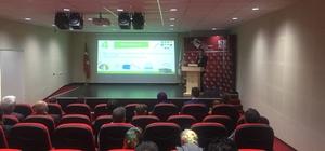 Erzurum'da  'Sıfır Atık' semineri