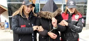 12 ayrı suçtan aranan şahıs, polisin dikkatinden kaçamadı Cezaevi firarisi olduğu belirlenen suç makinesi adliyeye sevk edildi