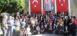 Türk dünyasının şair ve müzisyenleri Adana'da