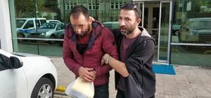 Kargoda ele geçen uyuşturucu haplarla ilgili 2 kardeş tutuklandı
