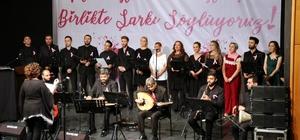 Kanserle Savaş Korosu Meme kanserine karşı koro kurup şarkı söylediler