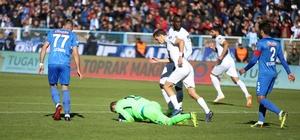 Spor Toto Süper Lig: BB Erzurumspor: 1 - Kasımpaşa: 1 (Maç sonucu)