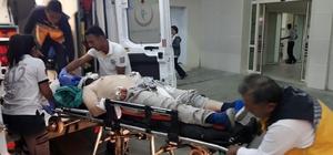 Adana'da iki ayrı trafik kazası: 8 yaralı