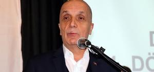"""Türk-İş Genel Başkanından 'asgari ücret' açıklaması Türk-İş Genel Başkanı Ergün Atalay: """"Asgari ücret en az 2 bin TL olmalı"""""""