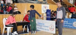 Karaman'da sportif yetenek taraması
