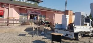 """Samsun İl Milli Eğitim Müdürlüğü: """"Anaokulunun yıkılması söz konusu değil"""" """"Binanın ana aksı ve kolonlarında hiç bir problem yok"""""""