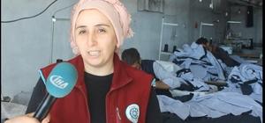 3 çocuk annesi KOSGEB'in desteğiyle kendi işini kurarak patron oldu 37 yaşındaki Fatma Türkmen, işletmesinde 3 kişiyi istihdam ediyor