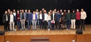 Tiyatrocular Hacılar'da buluştu