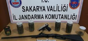 Jandarmadan Ekim ayında da uyuşturucu tacirlerine geçit vermedi Operasyonlarda yakalanan 73 şüpheliden 9'u tutuklandı