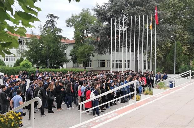 Trakya Üniversitesi Yabancı Diller Yüksekokulu'nda oryantasyon