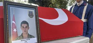 Tunceli'de kalp krizi geçiren askerin hayatını kaybetmesi