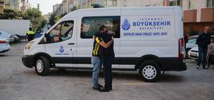 Fenerbahçeli taraftar son yolculuğuna uğurlanıyor