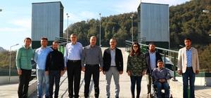 Sakarya artık çöpten gübre ve enerji üretecek Katı Atık Aktarma İstasyonları Akyazı ve Karasu'de hizmete girdi
