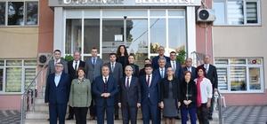 Vali Güvençer'den Başkan Çerçi'ye övgü