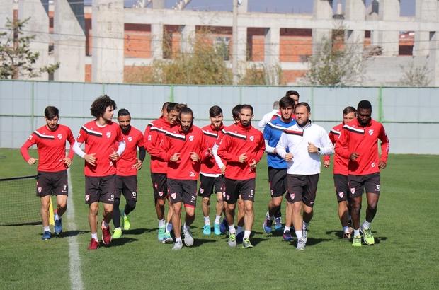 Boluspor'da Denizlispor maçı hazırlıkları ile ilgili görsel sonucu