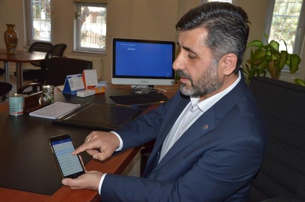 Okula özel mobil uygulama Manisa Şehzadeler Merkez İmam Hatip Ortaokulu, öğretmen-veli ilişkisini güçlendirmek için hazırlanan mobil uygulamayı hayata geçirdi