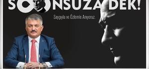 """Vali Yazıcı: """"Atatürk, tüm dünyanın saygısını kazanmış bir lider"""""""