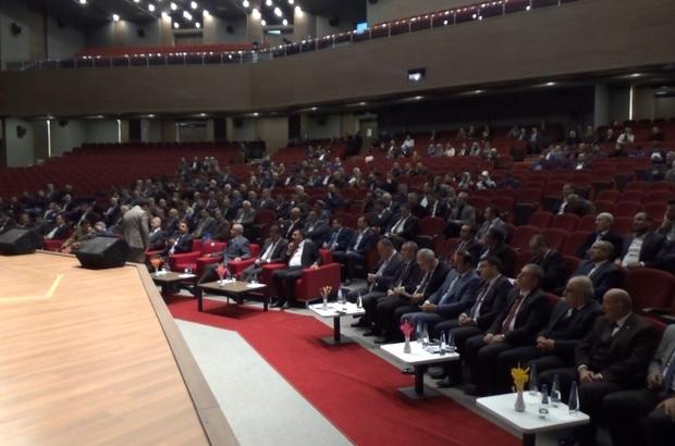 """Muş'ta """"Türkiye'de Tarım Ürünleri ve Yem Bitkileri Üretiminin Durumu, Sorunları ve Çözüm Yolları"""" çalıştayı"""
