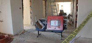 Manyas Devlet Hastanesi yenileniyor