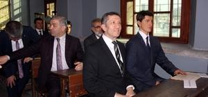 """Bakan Selçuk: """"Türkiye'de derslik açığı kalmayacak"""" Bakan Selçuk Ayça öğretmeni ağırladı"""