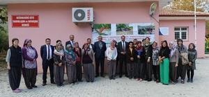 Elazığ'da ceviz yetiştiriciliği kursu açıldı