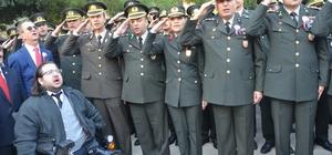 Denizli'de Atatürk'ü anma töreni