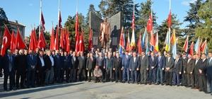 Develi'de 10 Kasım Atatürk'ü Anma Töreni düzenlendi