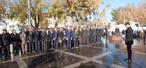 Malazgirt'te 10 Kasım Atatürk'ü anma etkinliği