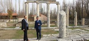 """Çavdarhisar turizm kenti"""