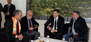 """Kayserispor'da Erol Bedir yeniden başkan seçildi Erol Bedir: """"Görevimize onurla ve şerefle devam ediyoruz"""""""