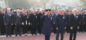 Atatürk, ölümünün 80. yılında törenle anıldı