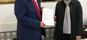 Mustafa Önsay, AK Parti'den aday adayı