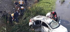 Soma'da trafik kazası: 1 ölü, 6 yaralı