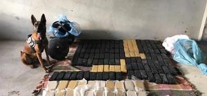Van'da bir evde 80 kilo eroin ele geçirildi 1 Ocak-10 Kasım 2018 tarihleri arasında 132 operasyon düzenleyen polis, toplam 5 ton  504 kilo 953 gram eroin ele geçirdi