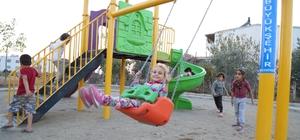 Kadıköy'de çocuklar büyükşehirle mutlu