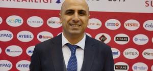 """Uysal, """"Aydın'a voleybol kültürünü yerleştirmek istiyoruz"""""""