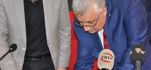 Hulusi Boyraz, aday adaylık başvurusu yaptı