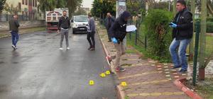 Adana'da silahlı saldırı: 1 yaralı
