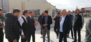 Gevrek'ten Spor Lisesi'ne ziyaret