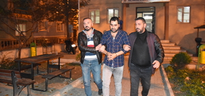 Bursa'da uyuşturucu hap operasyonu