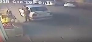 Laptop hırsızı güvenlik kamerasına yakalandı