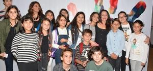 Adana'da oyuncular yetiştirecek atölye açıldı