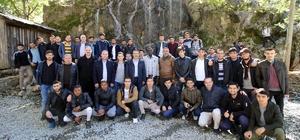 Yurt öğrencilerine Belemedik Tabiat Parkı gezisi